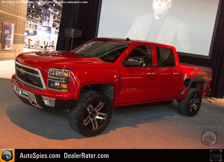 30 best images about Chevy Silverado Reaper on Pinterest