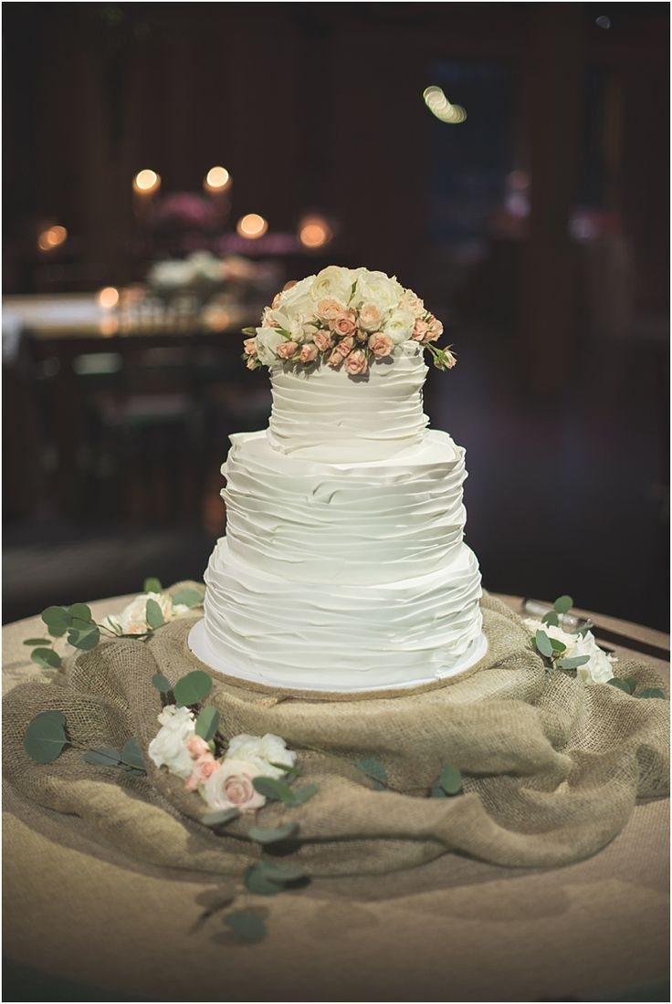 Let them eat cake rustic wedding chic - Rustic Wedding Cake Rachel Wells Photography