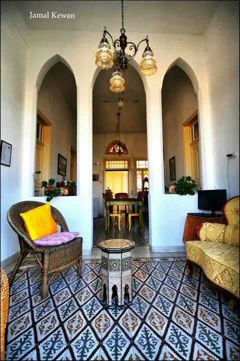 Lebanese Interior Design Painting An Ottoman Tale In Lebanon  Lebanon Interior Inspiration And .