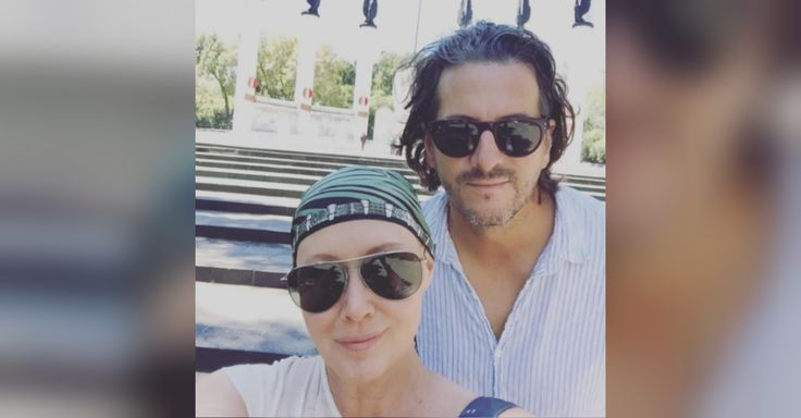 Shannen Doherty Pays Tribute To Husband On Fifth Wedding Anniversary Amid Cancer Battle via LittleThings.com