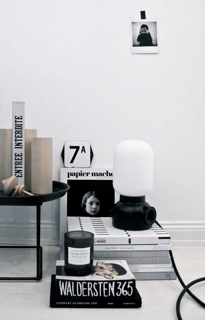 PLUG LAMP   Atelje Lyktan   Design: ??   20?? http://pantone4c.dk/category/inspiration/page/9/ http://www.atelje-lyktan.se/en/plug-lamp-table