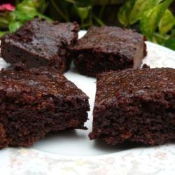 Foto della ricetta: Brownies superveloci