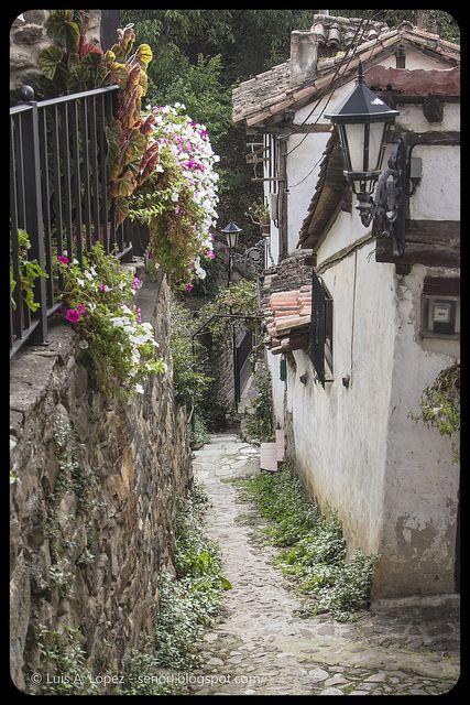 Rincones de Potes by Señor L - senorl.blogspot.com.es, via Flickr