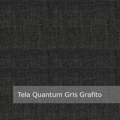 Chapala Sofá Seccional de Tela Quantum - Varios colores