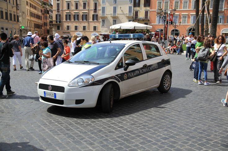Roma - Polis / Rome - Police