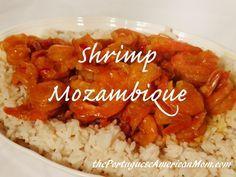 SHRIMP MOZAMBIQUE (CAMARÃO MOÇAMBIQUE)