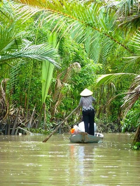 Rivers in Vietnam. #vietnam #travel