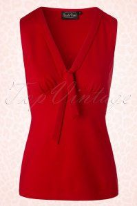 Vixen Red Bow Top  110 20 17979 20160513 0006W