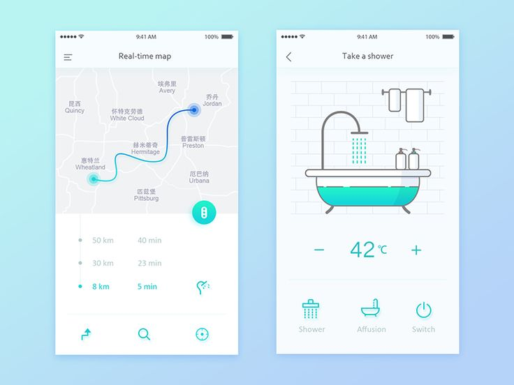 30 Inspiring examples of smart home app                                                                                                                                                                                 More