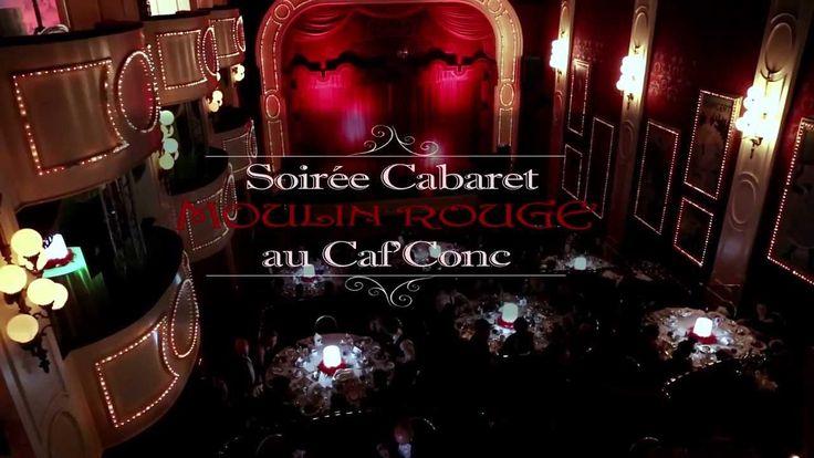 Une soirée #cabaret #moulinrouge pour le party de noël 2013 de Proaction International qui a eu lieu dans la magnifique salle cabaret Le Caf'Conc du Marriott Château Champlain à Montréal. Soirée organisée par Les Événements Momento. #événements #Momento #staff #events #Montréal #eventsstaffing #événementiel