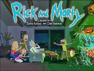 Rick y Morty Audio Latino Online | Series Latinoamerica