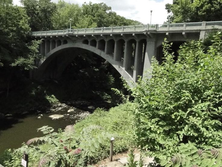 Grounds Riverside garden, Mill creek park, Riverside