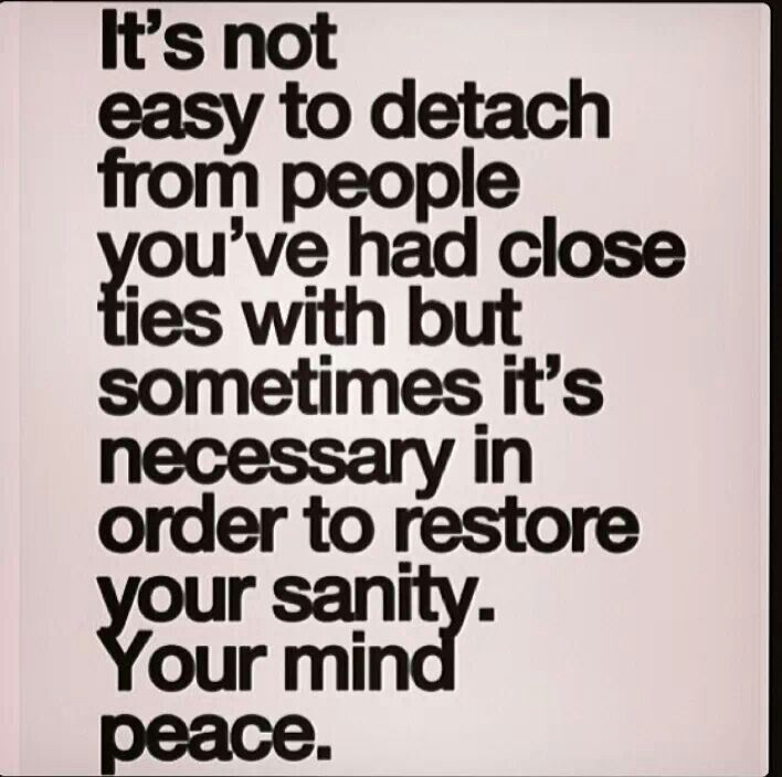 You may feel mean, but you have to serve yourself by removing people who don't serve you in a positive way. Not in a selfish 'they aren't good enough for me' way but in a 'I'm gunna put myself first and not deal with shitty people way'.