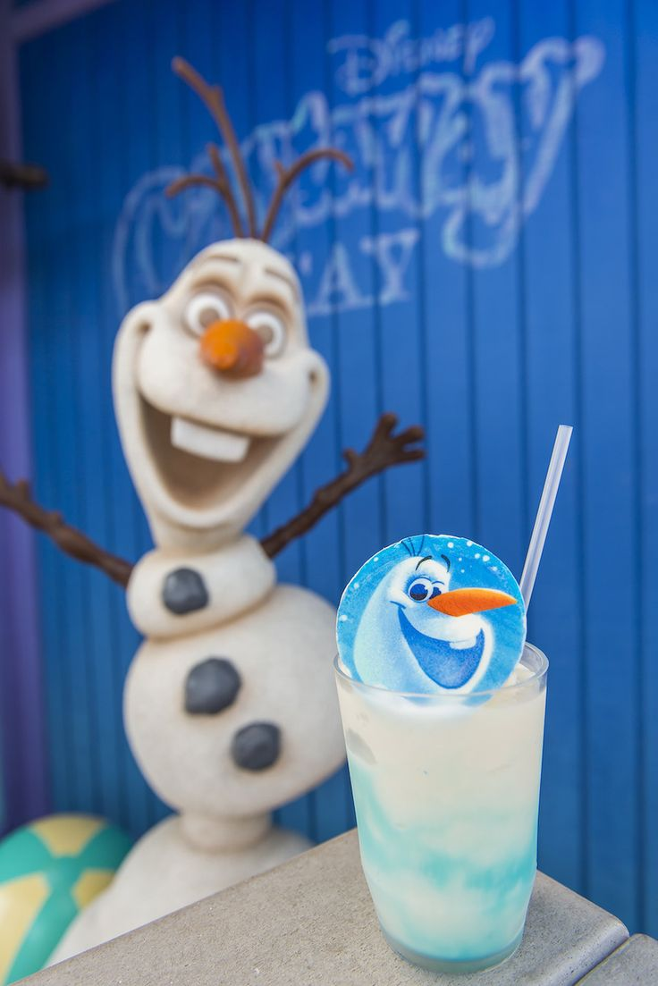 Disney Cruise Line's Summertime Freeze Recipe: Worth Melting For
