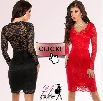 Oferta Rochii Elegante Fashion-24.ro Fashion-24 la doar un click distanta de rochia perfecta FASHION-24.RO -comercializeaza exclusiv haine de dama precum rochii pentru toate ocaziile (rochii de seara, rochii office, rochii de club,rochii de zi etc.) cat si imbracaminte OUTLET de la marci renumite precum ZARA, PULL&BEAR, Bershka, Atmosphere, New Look s.a. Similare