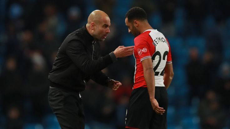 Pep Guardiola asked by FA to explain Nathan Redmond exchange #News #Football #ManCity #NathanRedmond #PepGuardiola