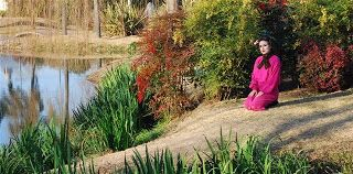 Gei- Sha: en el Jardín Botánico - Córdoba
