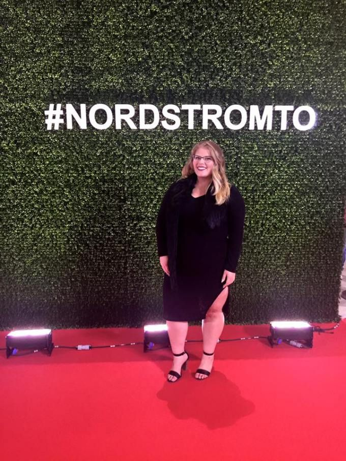 Nordstrom's Here! A night at the Eaton Centre Opening Gala