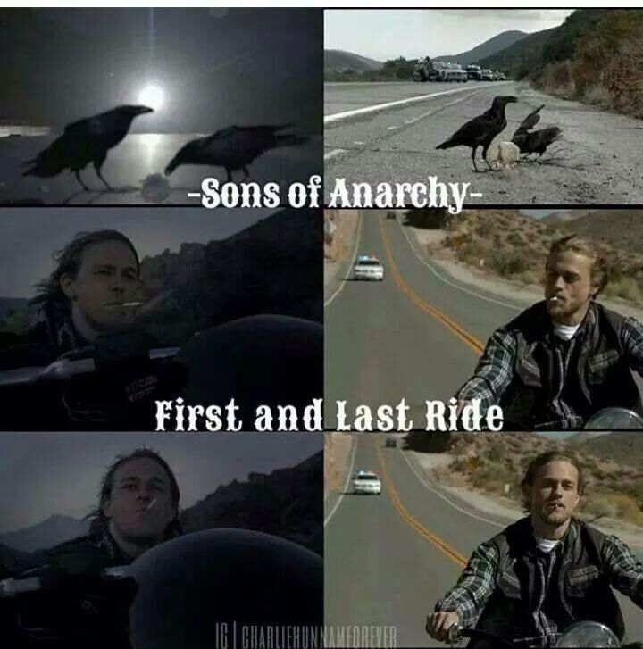 Sons Of Anarchy - Oh man it hits you right in the feels