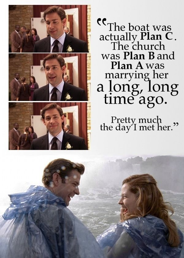 The office - Best. episode. ever. <3 XD XD :D epicly amazingly awesome. I hope my wedding to be half as epic as theirs XD