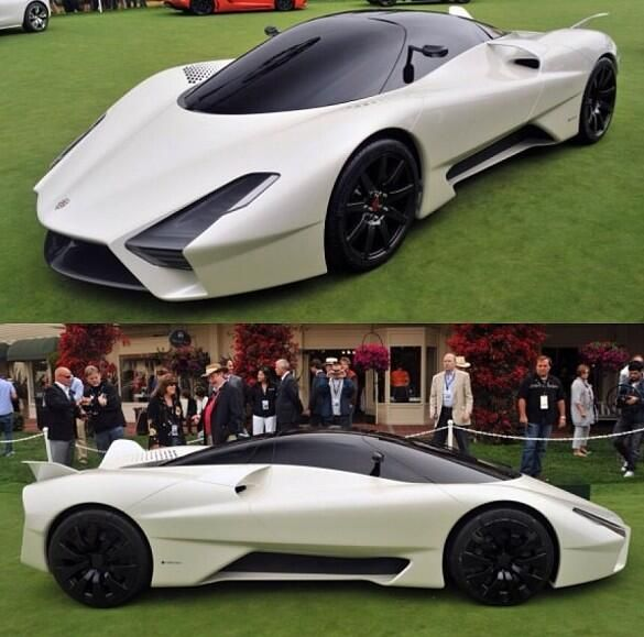 The 2014 SSC Tuatara doesn't even come out till the end of the year but we're already in love