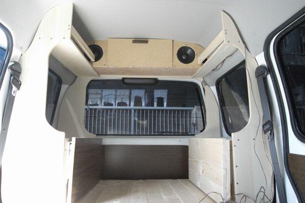 プロ並 軽バンをdiyで車中泊仕様に改造 中古のキャンピングカーを購入しリフォームしてみた キャンピングカーのリフォーム 改造 軽バン
