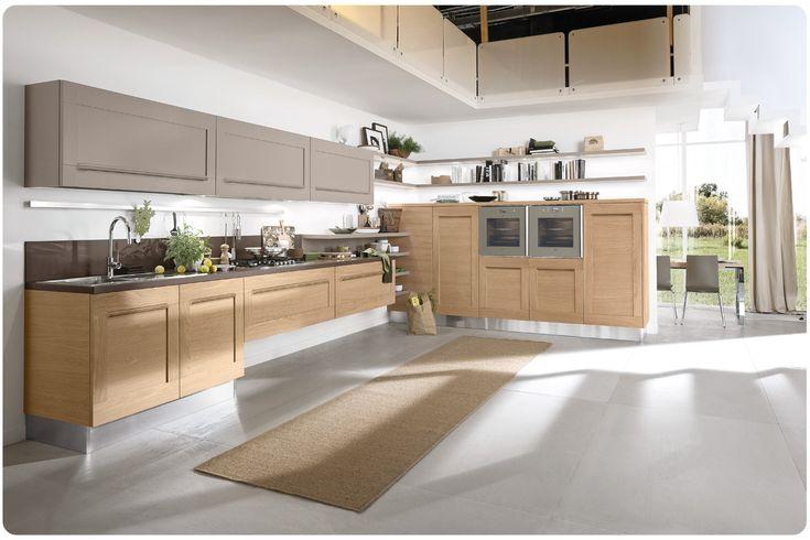 Gallery - Cucine Moderne - Cucine Lube   bucatarie   Pinterest ...