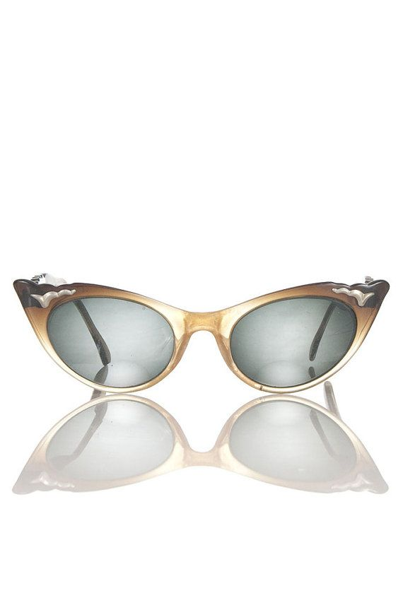 1950s Cat Eye Glasses  Lois B Nelson by ravenouscreatures on Etsy, $102.99 - but i'll find them thrifting, not for $$$
