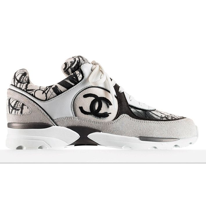 Best fashion trainers - Chanel | Designer trainers | Harper's Bazaar