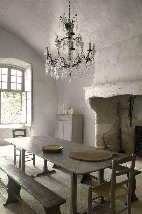 Cottage White Gray Neutral