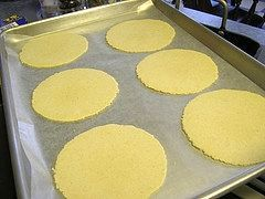 Handmade (from Scratch) Corn Tortillas and Chips Recipe - Just purchased organic (Non-GMO) Masa for this very reason!