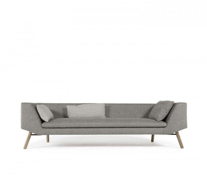 Good Prostoria Combine Sofa   Flaches Design Mit Holzbeinen   Erhältlich Als 2  Oder 3 Sitzer In Gallery