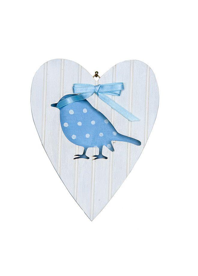 Orta Sofa Kalp Kuş Mavi Online Satın Al | Orta Sofa | Markafoni
