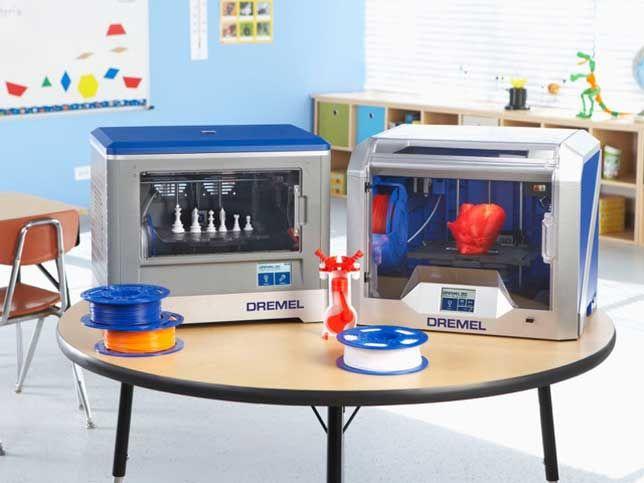 Dremel Rolling Out Next-Generation PLA 3D Printer for Education.