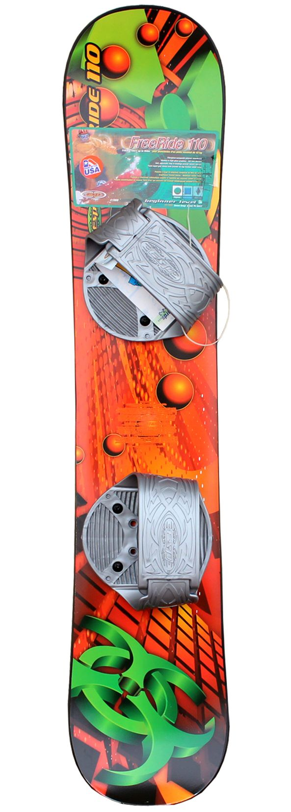 Emsco Freeride Snowboard - 110cm
