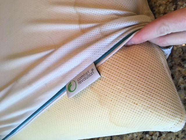 How To Wash Memory Foam Pillow Memory Foam Pillow Foam Pillows Memory Pillows