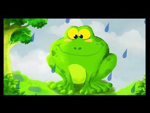La grenouille à grande bouche, racontée par Francine Vidal - YouTube