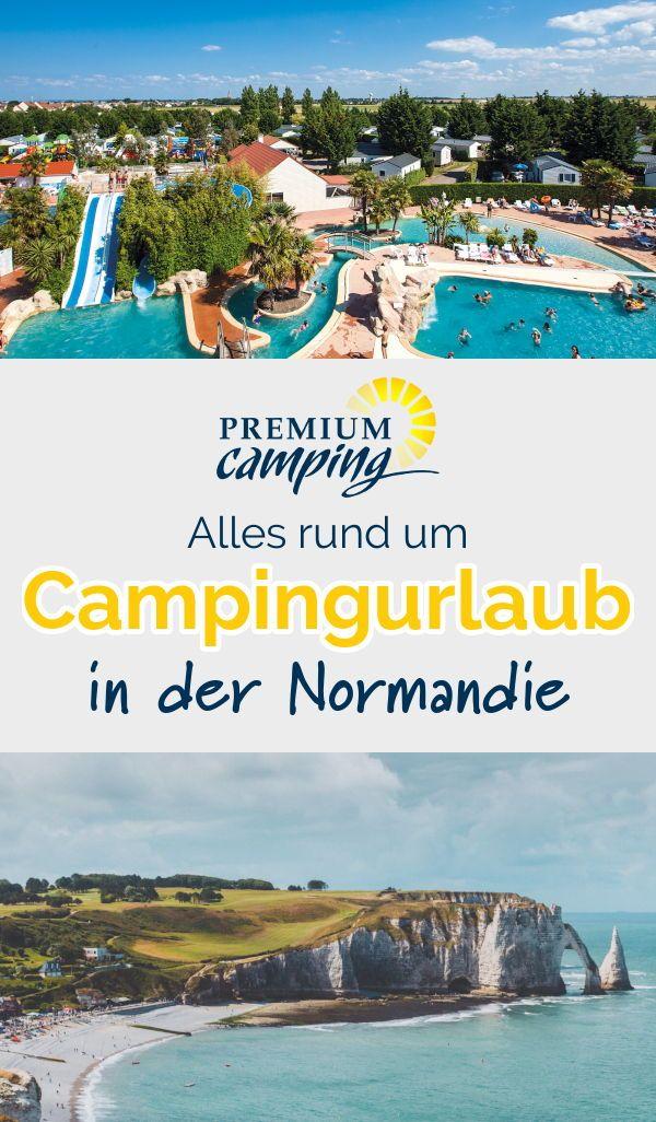 Normandie Camping Inmitten Historischer Idylle Premiumcamping