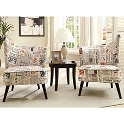 https://ak1.ostkcdn.com//images/products/7649905/Elegant-Accent-Chair-with-Flaired-Back-in-Newsprint-Fabric-P15065498.jpg