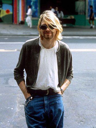 Kurt Cobain Images Show Suicide Note #Refinery29