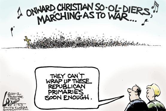 Chan Lowe: The Republican crusades