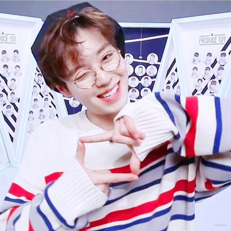 Park Ji Hoon #produce101season2