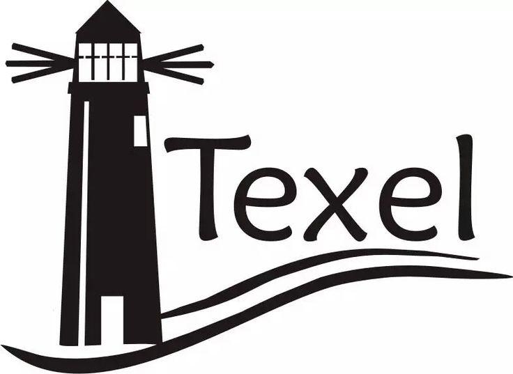 De nieuwe Texel-sticker Bij boetiek De Oorzaak Den Burg Texel besteld!