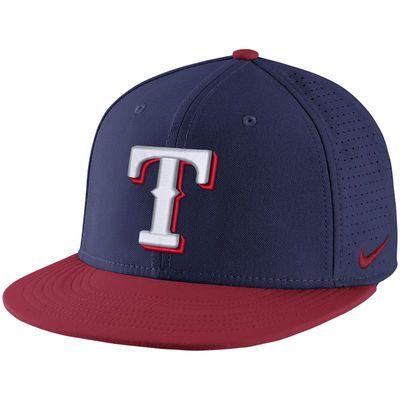 Texas Rangers Nike Aero True Adjustable Hat - Royal