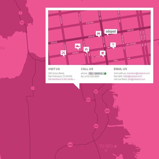 30 Superb Examples of Infographic Maps   Webdesigner Depot