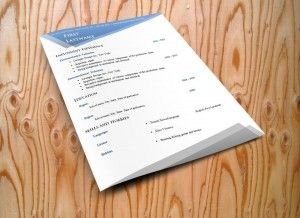 free cv resume templates that requires no sign up to download all in microsoft word - Resume Template Ms Word