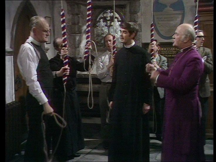 """All Gas and Gaiters is a British television ecclesiastical sitcom which aired on BBC1 from 1966 to 1971. It was written by Pauline Devaney and Edwin Apps, a husband-and-wife team who used the pseudonym of """"John Wraith"""" when writing the pilot. All Gas and Gaiters was also broadcast on BBC Radio from 1971 to 1972."""