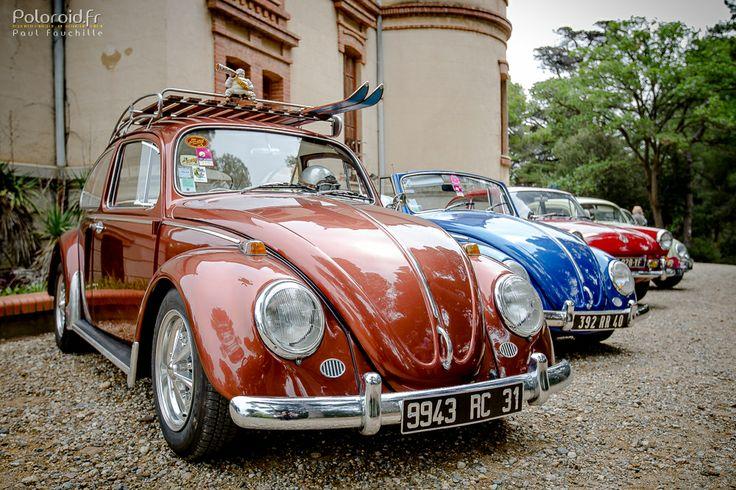 Poloroid // Paul Fauchille - Photographe > Classic Volkswagen Catalan 2014