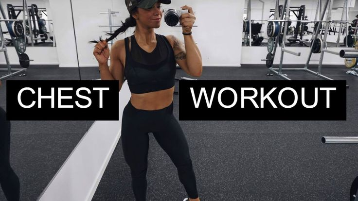 CHEST WORKOUT PROGRAM | LET'S BUILD BOOBS | Follow me to the gym
