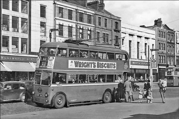 Holloway Woolworths 1950s